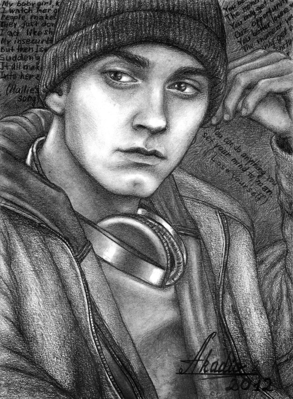 Eminem Fan Art - 5 of The Best