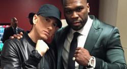 50 Cent Comments On Eminem's Major Recording Milestone
